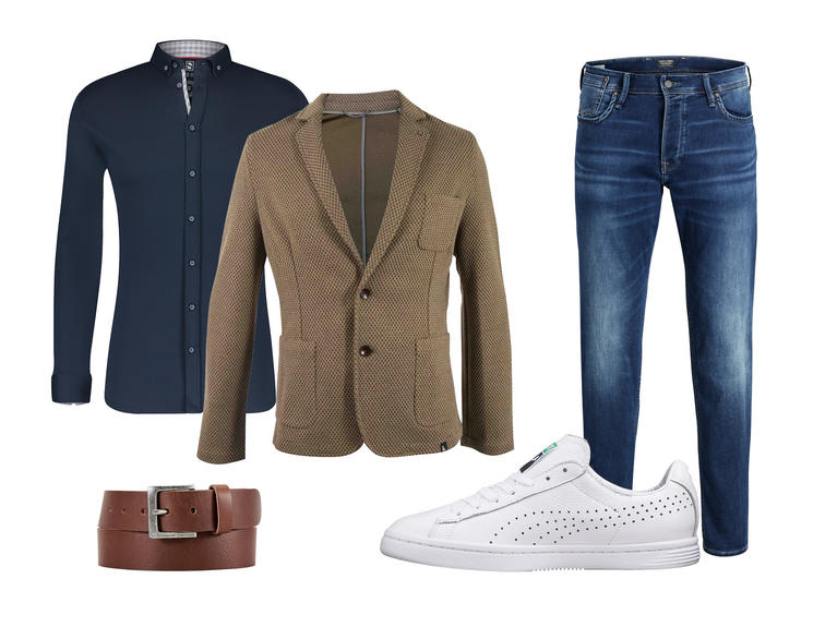 Business-Modepaket für Herren | Business Casual